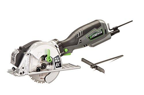 Genesis GMCS547C 4-34 Control-Grip Metal Cutting Saw