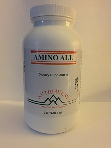 Nutri-West - Amino All 240 Tablets by Nutri-West