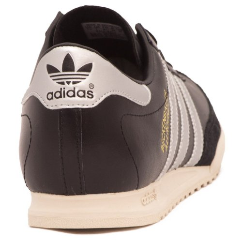 Adidas Beckenbauer Black - UK 7.5 - EUR 41 1/3 - CM 26