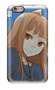 Gary L. Shore's Shop Cheap New Spice And Wolf Tpu Case Cover, Anti-scratch Phone Case For Iphone 6 CERSELOEJNYJM6Q2