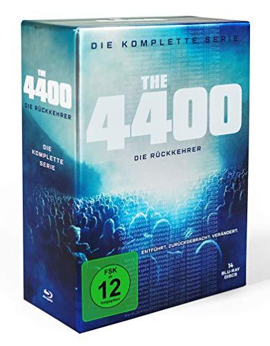 4400 – DIE RUECKKEHRER – MOVIE [Blu-ray] [2004]