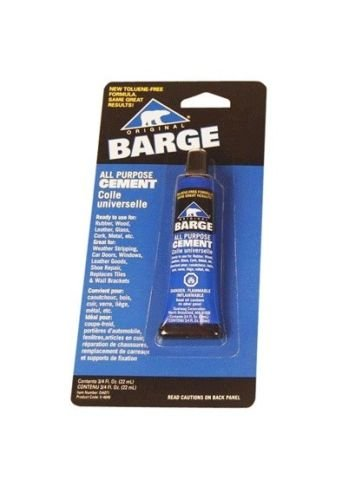 (Barge All Purpose Cement Leather Rubber Wood Glass Glue 3/4 oz)