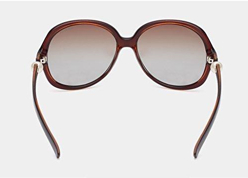 Pour De Décoratives Lym Femmes amp; couleur Mode Soleil B Perles Polarisées Lunettes Soleil Protection x586 C amp;lunettes CxwpYwqS