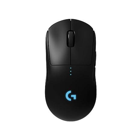 Amazon Com Logitech G Pro Wireless Gaming Mouse With Esports Grade