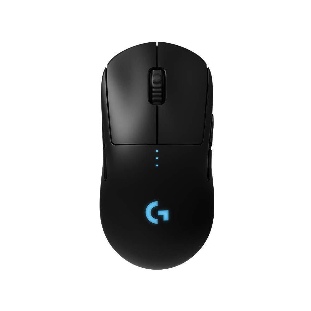 Mouse Gamer : Logitech G Pro Sin Cable Con Esports Grade Pe