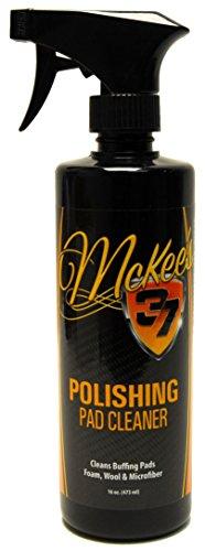 McKee's 37 MK37-5000 Polishing Pad Cleaner, 16 fl. oz.
