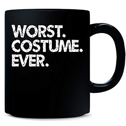 Worst Costume Ever Funny Halloween Outfit - Mug]()