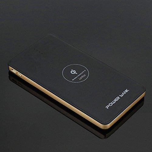 Larkoo Portable Wireless 20000Mah Qi Enabled Explained