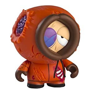 South Park Collectible Dead Kenny Mini Figure By Kidrobot