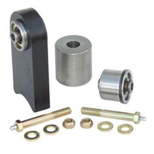 Currie Enterprises CE-9102K1 Currie Xj/tj/lj/mj Front End Housing Johnny Joint Kit For 4wd W/ 1/2 Inch Thru -