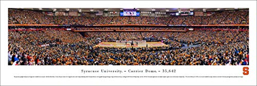 - Syracuse Basketball - Unframed 40 x 13.5 Poster by Blakeway Panoramas