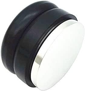 SMKF Tampresso - Palm Tamper for Espresso - 58mm - Flat (Black)