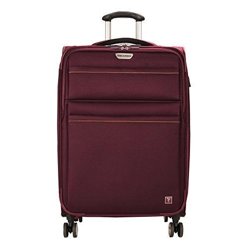 Ricardo Beverly Hills Suit (Ricardo Beverly Hills Mar Vista 2.0 25-Inch Spinner Suitcase (Wine))