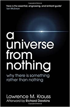 Something from nothing lawrence krauss