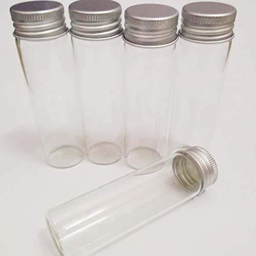 Compare Price Glass Jars With Cork Stoppers 3 On