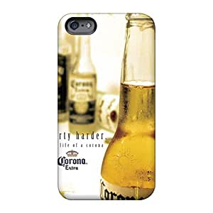 Casesbest88 Apple Iphone 6s Anti-Scratch Hard Phone Cases Unique Design Nice Corona Extra Iphone Wallpaper Pictures [iSe4148Woto]