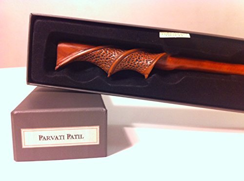 Wizarding World of Harry Potter Parvati Patil Replica Wand (Wizarding World Of Harry Potter Hollywood Opening)