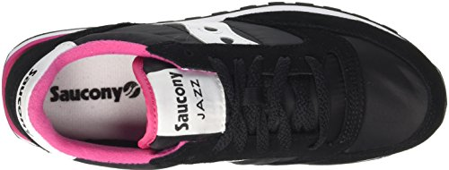 Pink Zapatilla Black Saucony Multicolor Original 443 Jazz Fucsia YawPfY