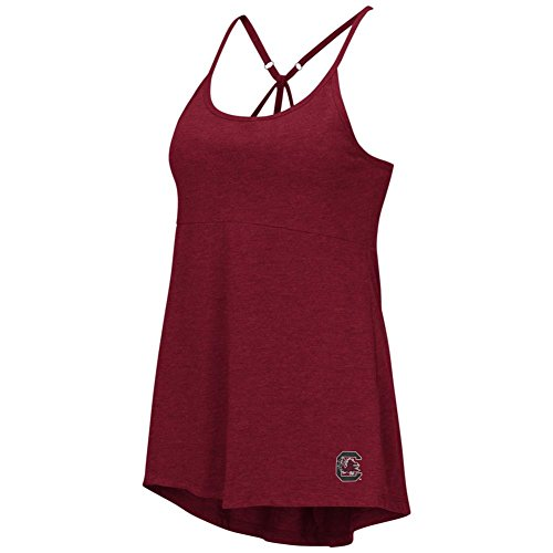 Colosseum South Carolina Gamecocks Pheebs Strappy Tank Top (Large)