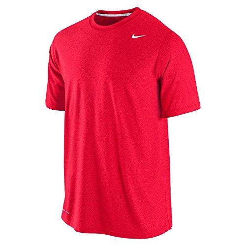 Shirt Nike Away (Nike Men's Legend Short Sleeve Tee, Scarlet, XL)
