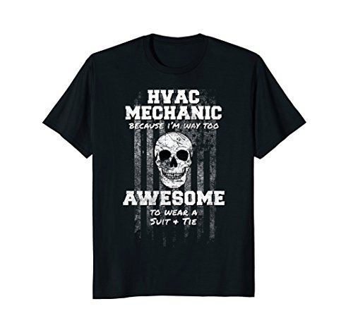 American Funny HVAC Mechanic Shirt USA Boiler Refrigeration (United Refrigeration)