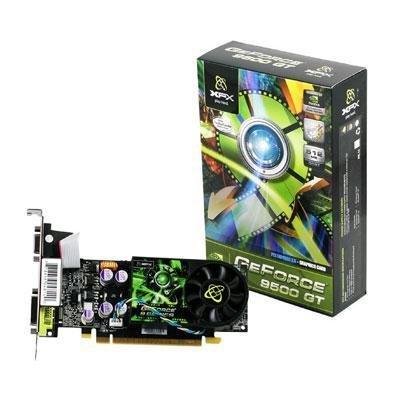 XFX nVidia GeForce 9500GT 512 MB DDR2 VGA/DVI/HDTV PCI-Express Video Card PVT95GYAR2