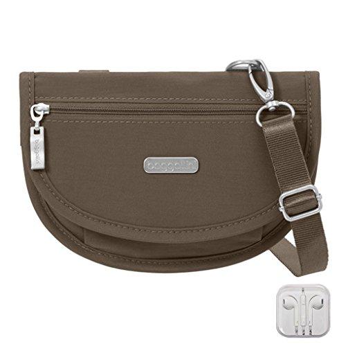 Teenee RFID Phone Crossbody - Clutch - Belt Bag Convertible (Portobello)