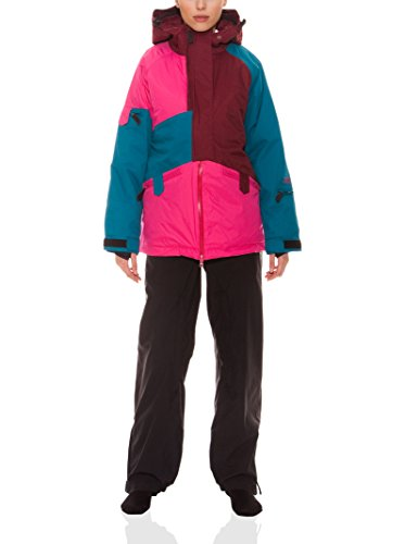 Nikita Chaqueta Esquí  Matterhorn rojo