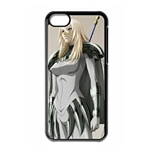 claymore iPhone 5c Cell Phone Case Black yyfD-273351
