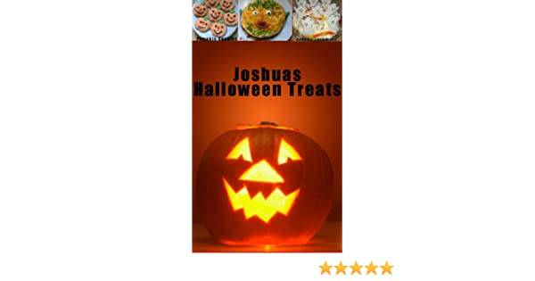 Halloween Treats (In the Kitchen Cooking Book 2)