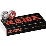 Bones Bearings Reds Skate Bearings (7mm, 16-Pack)