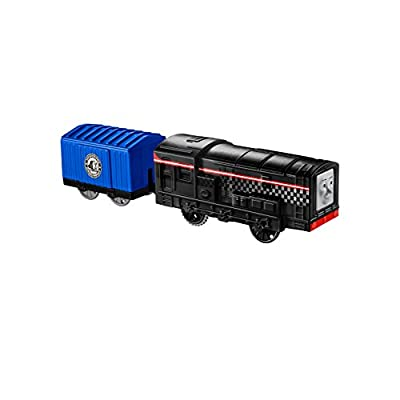 Fisher-Price Thomas & Friends TrackMaster, Talking Diesel Train: Toys & Games
