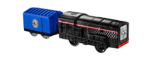 Trackmaster Thomas Train (Fisher-Price Thomas & Friends TrackMaster, Talking Diesel Train)