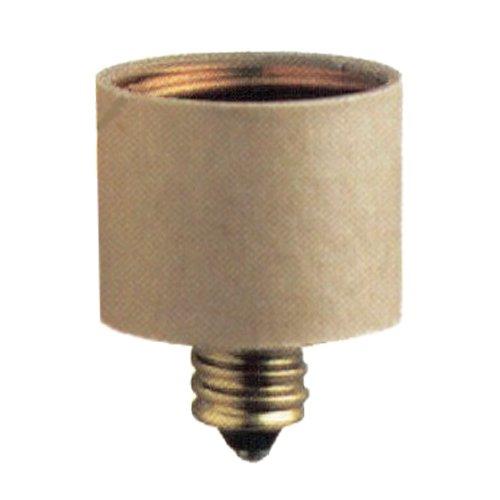 Candelabra to Medium Socket Enlarger