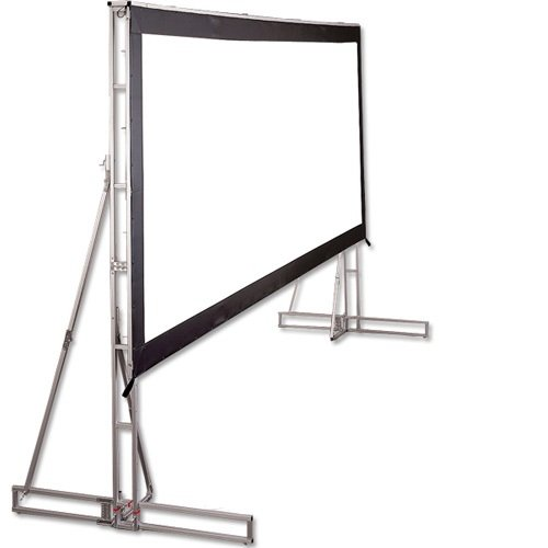 Truss Style Cinefold Cineflex Portable Projection Screen Viewing Area: 15' Diagonal
