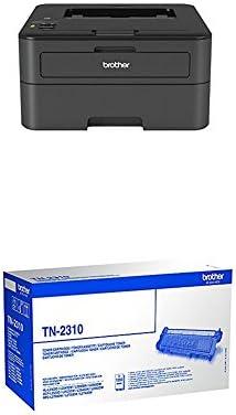 Brother HL-L2365DW - Impresora láser monocromo (con red cableada ...
