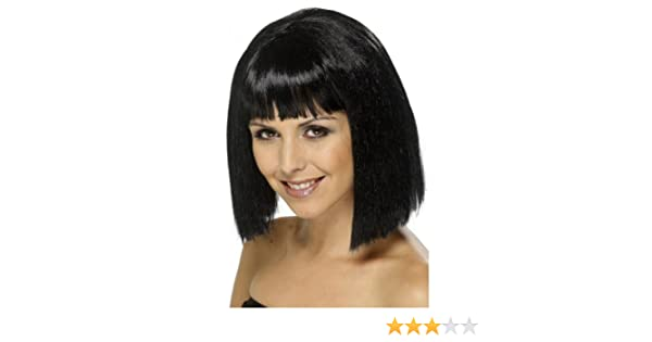ADULTS UNISEX COQUETTE WIG LADIES GLAMOUR WIGS SMIFFYS FANCY DRESS ...