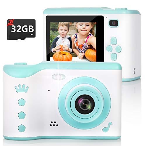 KIDWILL Kids Camera 8.0MP