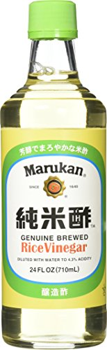 Marukan Rice Vinegar, 24 Ounce