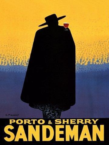 Portugal Porto Sherry Sandeman Wine 20