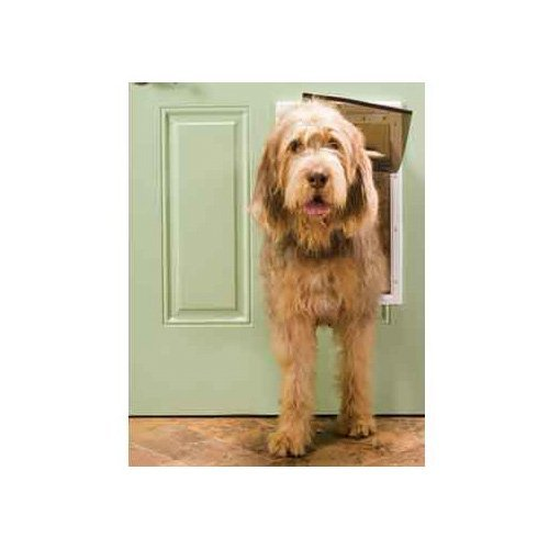 PetSafe Plastic Pet Door with Soft Tinted Flap 41bEEtNac8L