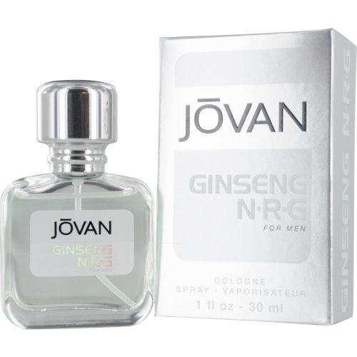 Jovan GINSENG N-R-G Hommes Eau de Cologne vaporisateur 1,0 oz