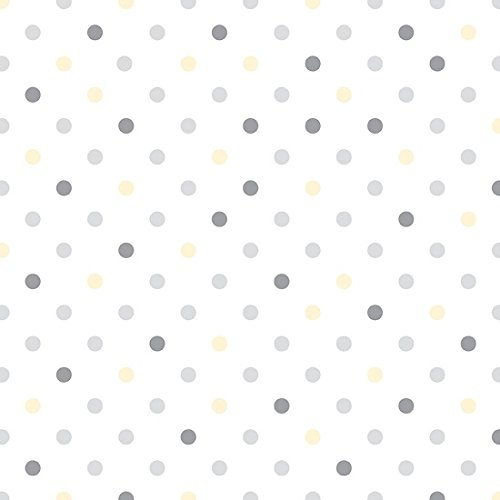 Con-Tact Creative Covering Self-Adhesive Vinyl Shelf and Drawer Liner, 18 x 20, Dottie Gray