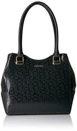 Calvin Klein Monogram Multi-Function Satchel by Calvin Klein