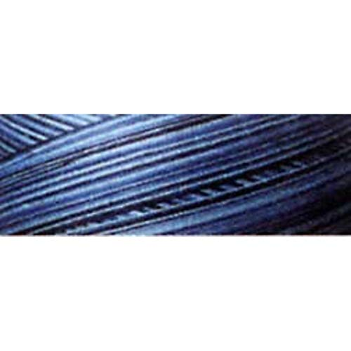 Signature 3 Ply Cotton Quilting Thread, 40wt/3000 yd, Variegated Denim