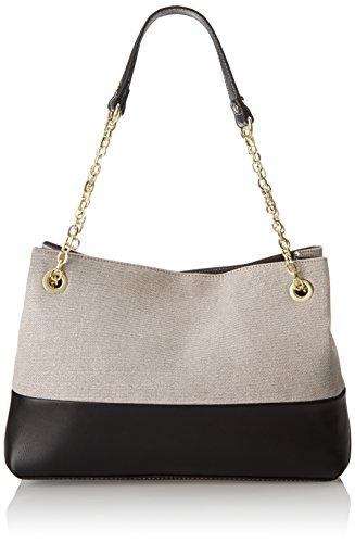 emilie-m-roxanne-metallic-linen-chain-shoulder-bag-natural-black-one-size