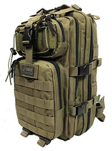 - DDT Anti-Venom 24 Hour Assault Pack, OD Green
