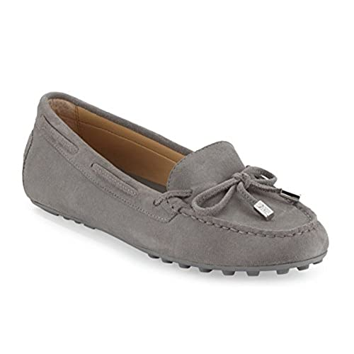 3d952ff2f205f Michael Michael Kors Daisy Moc Round Toe Suede Loafer (9.5) durable ...