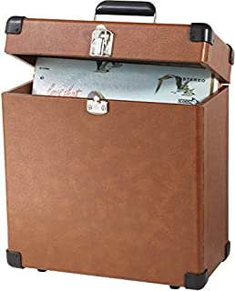 Crosley Radio CR401-TA Record Carrier Case (Tan) (B0009RNYQG) | Amazon price tracker / tracking, Amazon price history charts, Amazon price watches, Amazon price drop alerts
