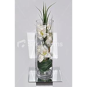Fresh Touch Ivory Amaryllis & Foliage Homewear Vase Arrangement 97
